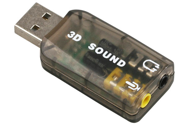 Sound card in OpenWrt | Hardware solutions for OpenWrt